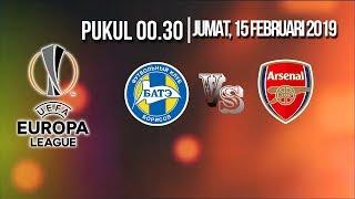 Link Live Streaming Bate Vs Arsenal Liga Eropa Jumat Pukul 00.30 WIB