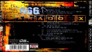 666 - PARADOXX [FULL ALBUM 1998]