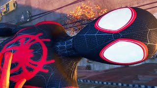 """Spider-Man: Into the Spider-Verse Exclusive Clip - """"You Can Wear the Mask"""""""