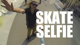 preview picture of video 'SKATE FUN IN HÜTTELDORF - SKATEBOARDING SELFIE - SHAKY FOOTY'