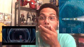The MEG Official Trailer # 1 Reaction!