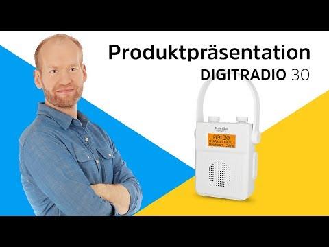 TechniSat DigitRadio 30 (DAB+, Bluetooth)