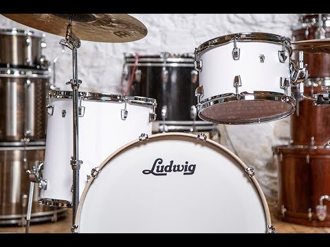 Ludwig NeuSonic Shell Pack – Drummer's Review
