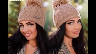 Мода 2017 Красивые Шапки 2017 Осень зима Новинки