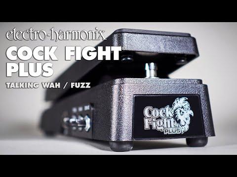 ELECTRO HARMONIX Cock Fight Plus Kytarový efekt