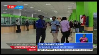 Monday Night News: CBK earnings jump higher despite 3 banks going under during their management