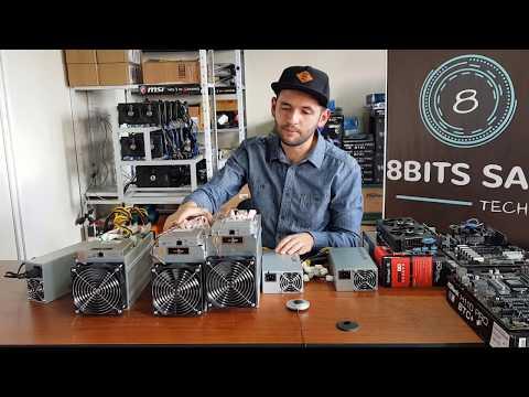 Como minar Bitcoin Litecoin con Asic Antminer S9 L3+ D3 Bitmain Vídeo Tutorial