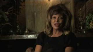 Tina Turner November 2009 About The Beyond Project