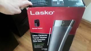 my review of the Lasko Digital Ceramic Tower Heater