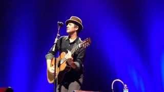 """Flight Attendant"" Josh Rouse (Teatro Rambleta VLC (08-11-2013)"