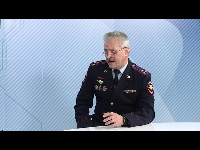 Гость программы «Местное время» Игорь Газинский