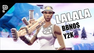 "The BEST Fortnite Montage EVER!   ""LALALA"" (bbno$ & Y2k)"