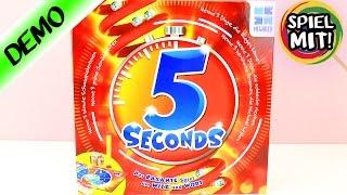 5 SEKUNDEN ZEIT UM NICHT DUMM ZU WIRKEN! 5 Seconds Spiel - 3 Dinge, die man nicht aufsagen kann?