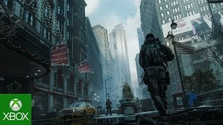 《Tom Clancy's The Division》遊戲講解 – E3 2015
