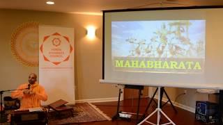 Karuna Gauranga Das: Mahabharata discourse (part 2)