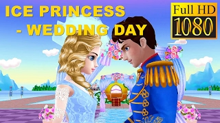 Dream Ice Princess - Wedding Day Game Review 1080P Official Coco Play By Tabtale Casual 2017