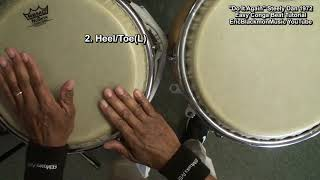 "Easy Congas Lesson ""DO IT AGAIN"" Steely Dan🥁"