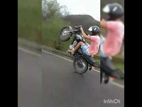 Grau de moto em Boa Vista do tupim