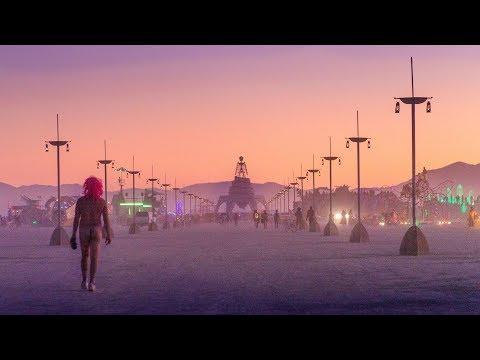 Burning Man Art Tour 2019 4K