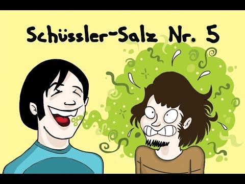 Schüssler-Salz Nr. 5 - Kalium phosphoricum - die Lösung gegen chronischen, fauligen Mundgeruch