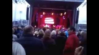 Barry Manilow Sweet Heaven - Southampton Ageas Bowl