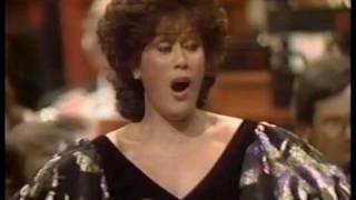 "Dame Kiri Te Kanawa sings ""Angels from the Realms of Glory"""