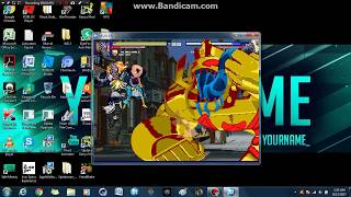 BEST VERSION EVER |Marvel vs DC M.U.G.E.N 2.0