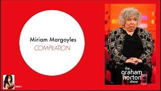 Miriam Margolyes on Graham Norton