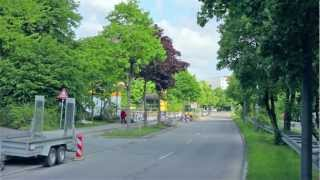 preview picture of video 'Marx-Zentrum Neuperlach'