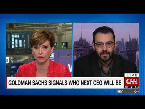 Goldman Sachs names David Solomon as new president