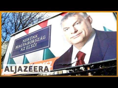 🇭🇺 Hungary elections: Orban campaign targets critic Soros | Al Jazeera English