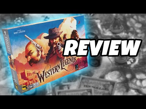 Review | WESTERN LEGENDS | Kolossal Games
