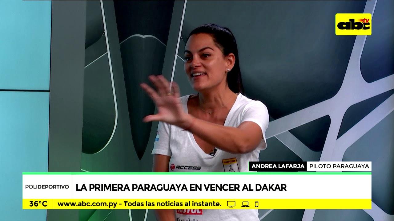 Andrea Lafarja