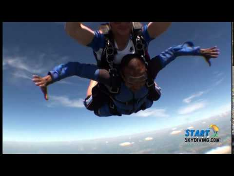 StartSkydiving.com: Luther Hill