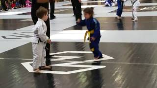 4 Year Old Jiu Jitsu