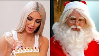 First Look At KHAOTIC Kardashian Khristmas Special