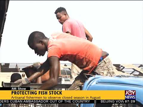 Protecting Fish Stock - AM Business on JoyNews (4-4-18)