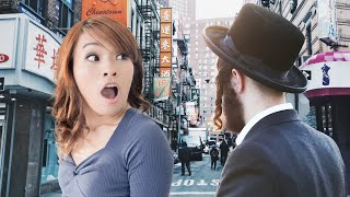 Jewish Guys Bargain in Perfect Mandarin, Shock Chinese Market