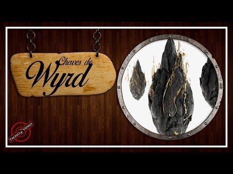 As chaves de Wyrd | Patrick Rocha (Trono de Vidro #05) (4X48)