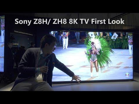 External Review Video 7aHiTsKjZ4Y for Sony ZH8 8K Full Array LED TV