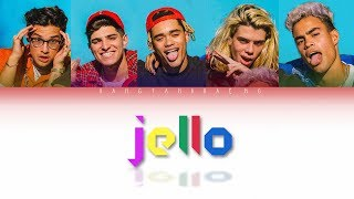 PRETTYMUCH   Jello  Color Coded Lyrics