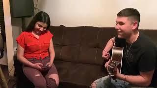 Abraham Vazquez  Ft Sofia Ochoa  ( Me Gustas )