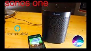 Sonos one im Test - Wie smart ist der WLAN Lautsprecher?