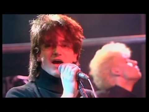 U2 - I Will Follow  (1981 UK TV Performance) ~ HIGH QUALITY HQ ~