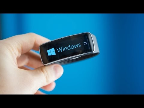 Microsofts Wearable Smartwatch To Be Unveiled Soon