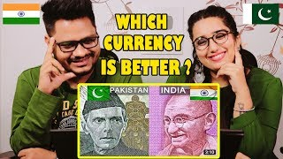 Indian Reaction On INDIA VS PAKISTAN CURRENCY NOTES COMPARISON