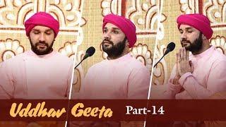 Uddhav Geeta | Part 14 | Shree Hita Ambrish Ji | Rishikesh