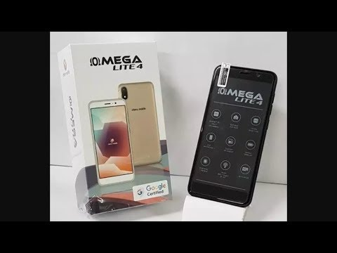 Cherry Mobile Omega Lite 4 unboxing Philippines