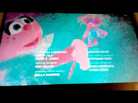 Sesame Street Season 43 Credits