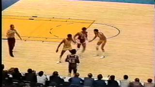1977 WCSF Gm. 6 Lakers vs. Warriors